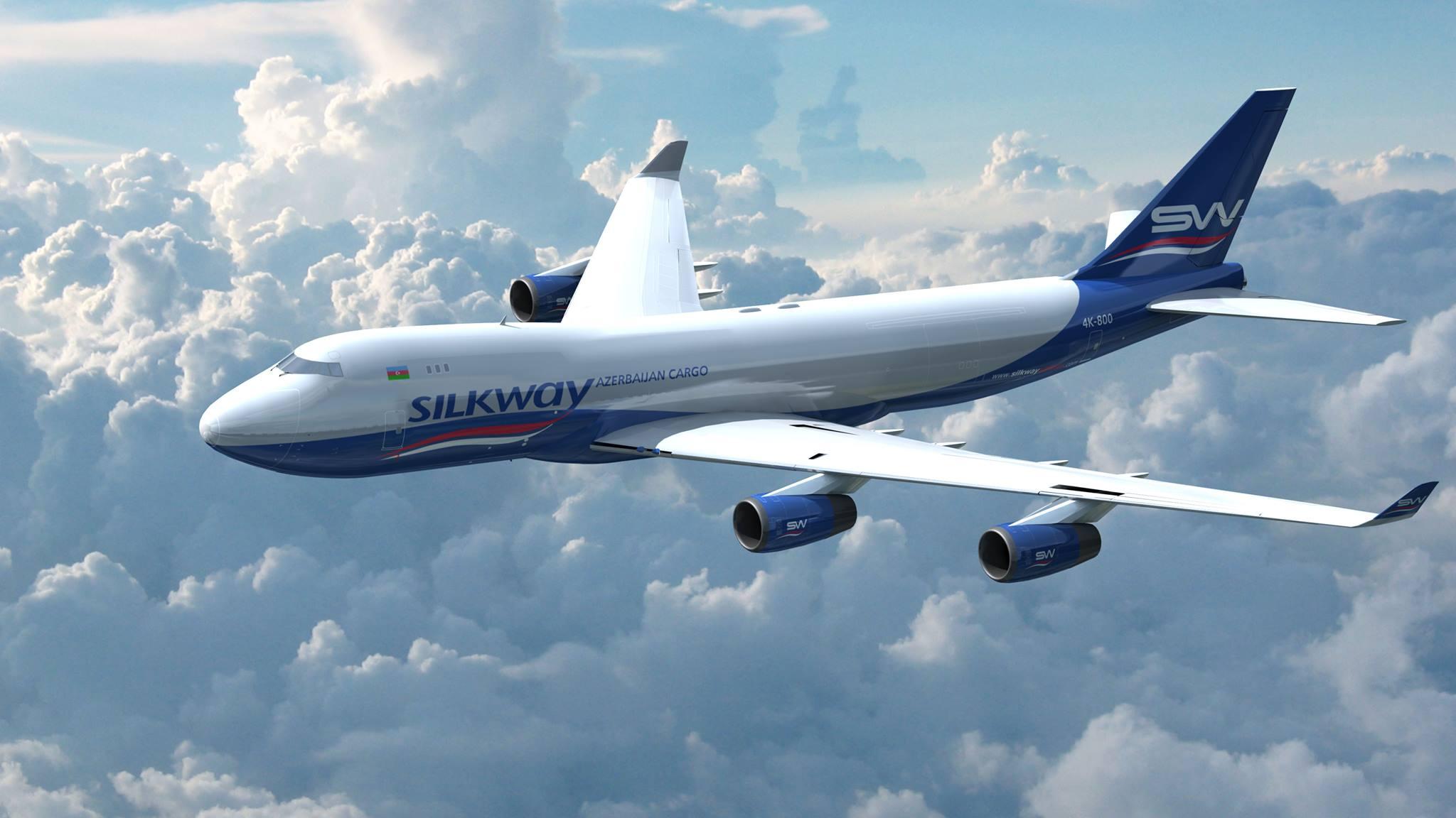 Silk Way West Airlines Натия Турнава Натия Турнава