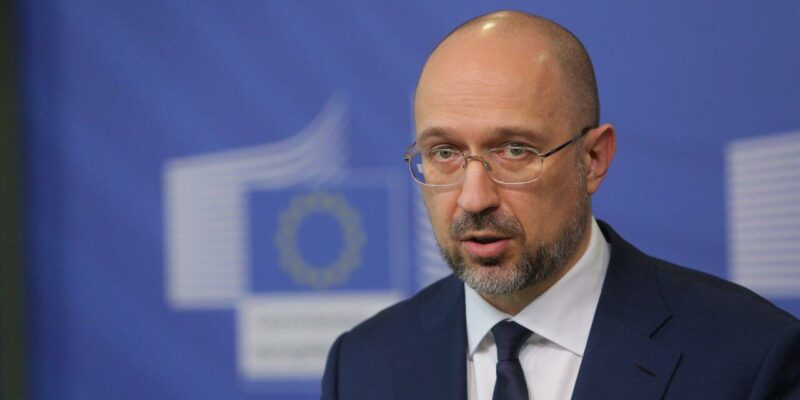 shmygal denis #новости Грузия-Украина, Денис Шмыгаль, Ираклий Гарибашвили, Премьер-министр Грузии