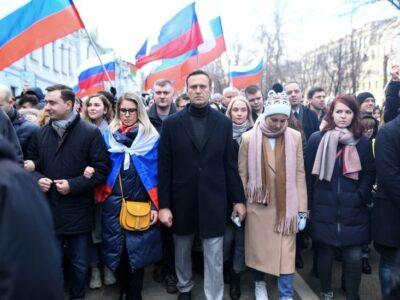 120719955 navalnyrally 1getty Алексей Навальный Алексей Навальный