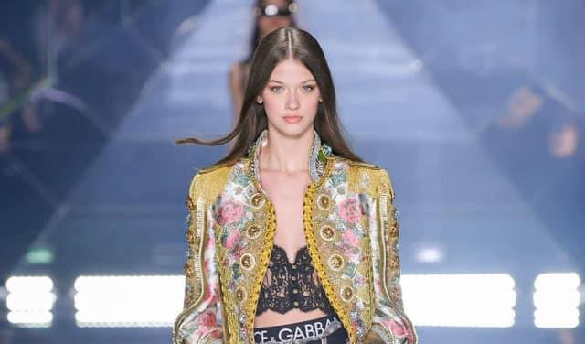 242968233 10159350775948672 5533397274354341470 n 1 #новости Dolce & Gabbana, Лиза Коберидзе, мода, неделя моды, фэшн