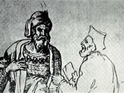 castelliteimurazi Другая SOVA featured, Георгий Саакадзе, история Грузии, католическая церковь, Кристофоро де Кастелли