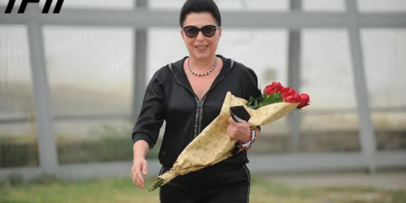 maya rcheulishvili #новости Center Point, Майя Рчеулишвили