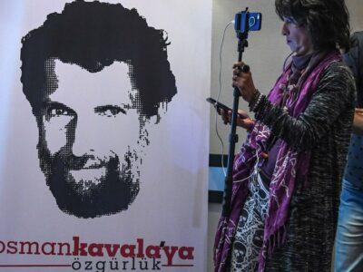 110948617 gettyimages 1055696742 Новости BBC Осман Кавалы, Реджеп Тайип Эрдоган, Турция