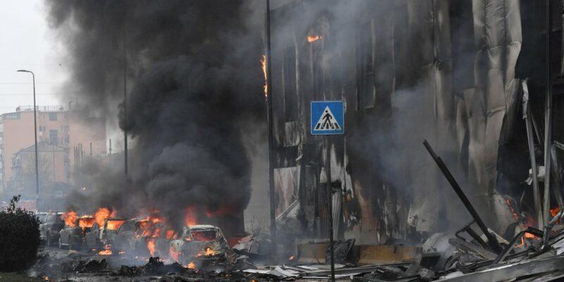 120802564 071058977 1 Новости BBC авиакатастрофа, Италия, Милан