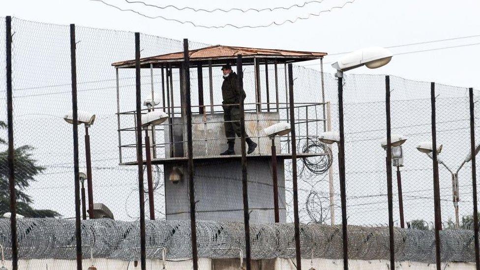Тюрьма в Рустави