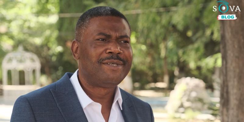 arinze richard ogbunuju #новости Аринзе Ричард Огбунуджу, выборы-2021, Грузия-Нигерия