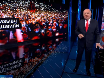 "kiselev #политика ""Россия 1"", featured, возвращение Саакашвили, Грузия-Россия, российская пропаганда"
