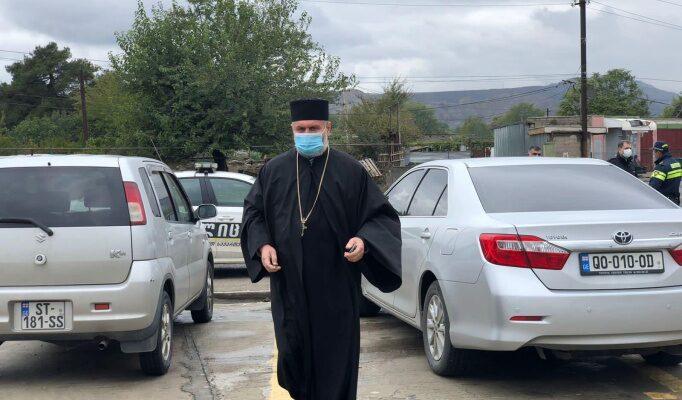 mikheil botkoveli #новости Грузинская Православная Церковь, Илия Второй, Михаил Ботковели, Михаил Саакашвили