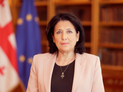 salome zourabishvili 434 #новости ЕСПЧ, Саломе Зурабишвили