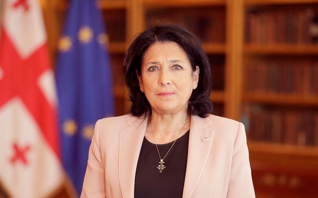 salome zourabishvili 434 #новости выборы-2021, Саломе Зурабишвили