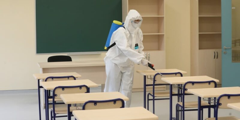school #новости Covid-19, коронавирус, коронавирус в Грузии, министерство образования Грузии, образование