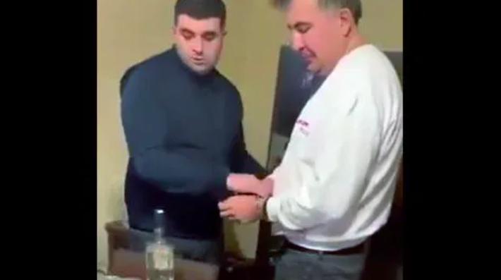 screenshot 2021 10 05 at 16.04.38 #новости возвращение Саакашвили, Михаил Саакашвили