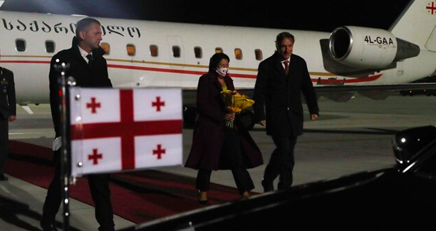 screenshot 2021 10 12 at 11.08.26 #новости Грузия-Австрия, Президент Грузии, Саломе Зурабишвили